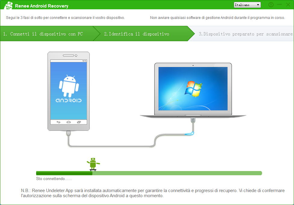 recover android photos with renee android recovery-3